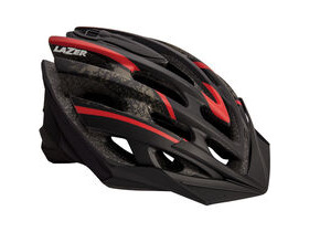 LAZER HELMETS Nirvana black / red medium 2015