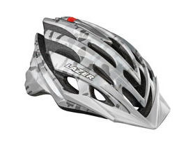 LAZER HELMETS Nirvana white / grey medium 2015