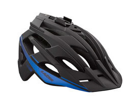 LAZER HELMETS Oasiz matt black / blue medium 2015