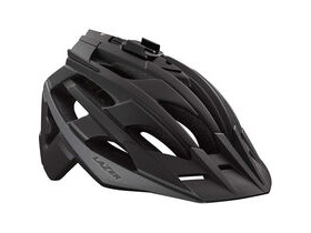 LAZER HELMETS Oasiz matt black / grey medium 2015