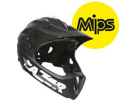 LAZER HELMETS Revolution FF with MIPS matt black