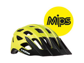 LAZER HELMETS Roller MIPS matt flash yellow