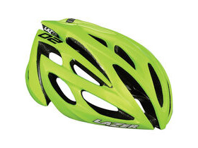 LAZER HELMETS O2 flash yellow small 2015
