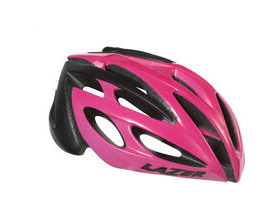 LAZER HELMETS O2 flash pink / black medium / large 2016