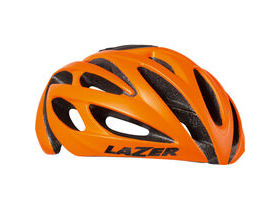 LAZER HELMETS O2 matt flash orange