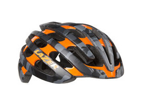 LAZER HELMETS Z1 with Aeroshell matt black camo / flash orange