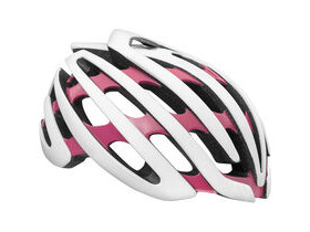 LAZER HELMETS Cosmo with Aeroshell white / coral small women's 2016