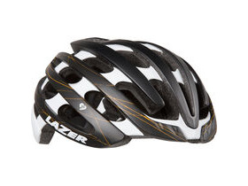 LAZER HELMETS Cosmo with colour matched Aeroshell matt black / gold swirls women's