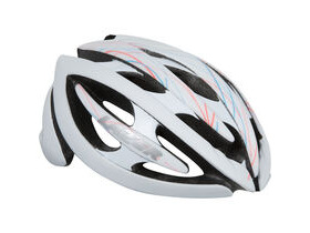 LAZER HELMETS Grace II LifeBEAM white swirls ANT+ & Bluetooth large 2016
