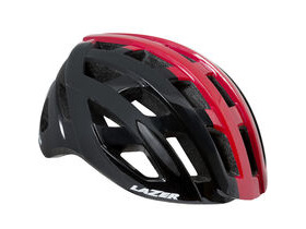 LAZER HELMETS Tonic red / black