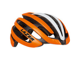 LAZER HELMETS Z1 matt flash orange/white