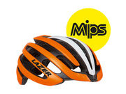 LAZER HELMETS Z1 MIPS matt flash orange/white