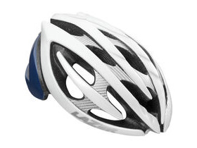 LAZER HELMETS Grace white / blue small women's helmet 2015