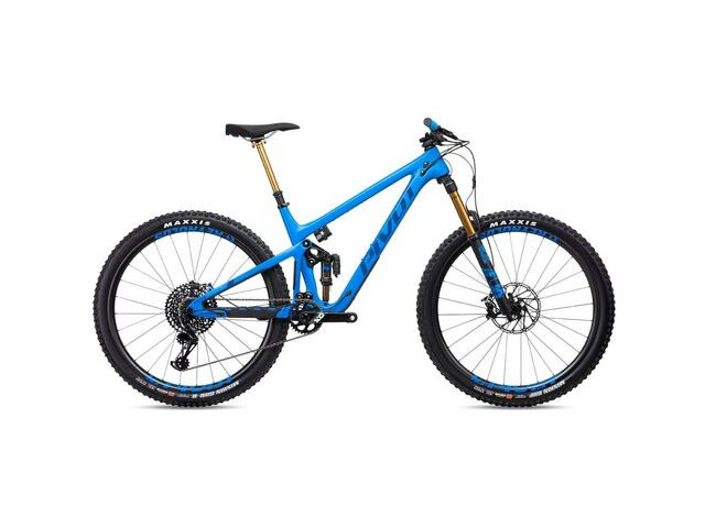 PIVOT CYCLES Bike SBCV2 Pro X01 Live CW Blue click to zoom image