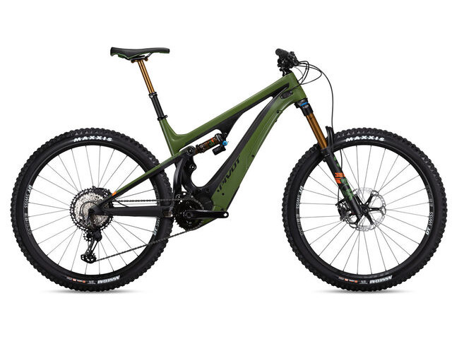 PIVOT CYCLES Shuttle V3 EP8 Ebike click to zoom image