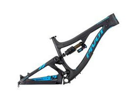 Pivot Cycles Firebird Black Frame