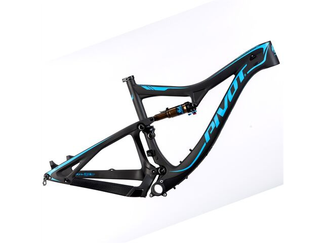 PIVOT CYCLES 429 SL Carbon Boost Black - Blue click to zoom image