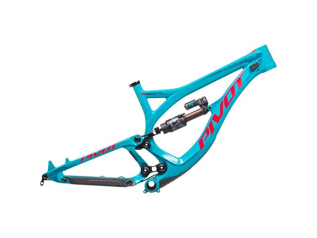 PIVOT CYCLES Phoenix Carbon DH Frame V3 click to zoom image