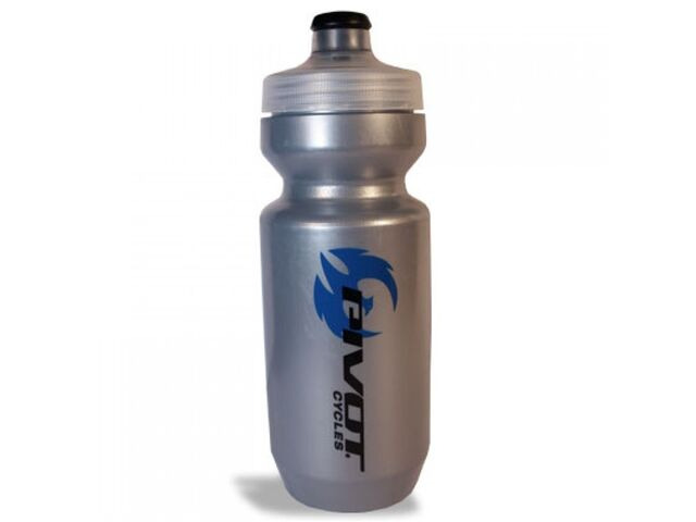PIVOT CYCLES Water Bottle Purist Grey click to zoom image