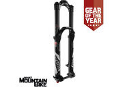 ROCK SHOX - Lyrik Rct3 - 27.5 15x100 Solo Air 160mm - Diffusion Black - Crown Adj Alum Str - Tapered - 42 Offset - Disc - My17 Black 27.5""