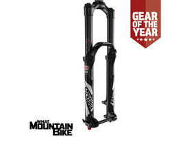 "ROCK SHOX - Lyrik Rct3 - 27.5 Boost Compatible 15x110 Dual Position Air 160mm - Diffusion Black - Crown Adj Alum Str - Tapered - 42 Offset - Disc - My16 Black 27.5"" Boost"