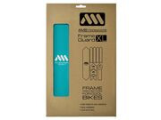 ALL MOUNTAIN STYLE (AMS) Frame Guard Kit XL Blue Turquoise