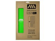 ALL MOUNTAIN STYLE (AMS) Frame Guard Kit XL Green