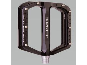 BURGTEC Penthouse Pedals Mk5 Steel Axle in Black