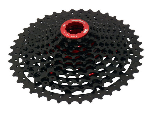 SUNRACE COMPONENTS Mk3 11-42 10spd Rear Cassette click to zoom image