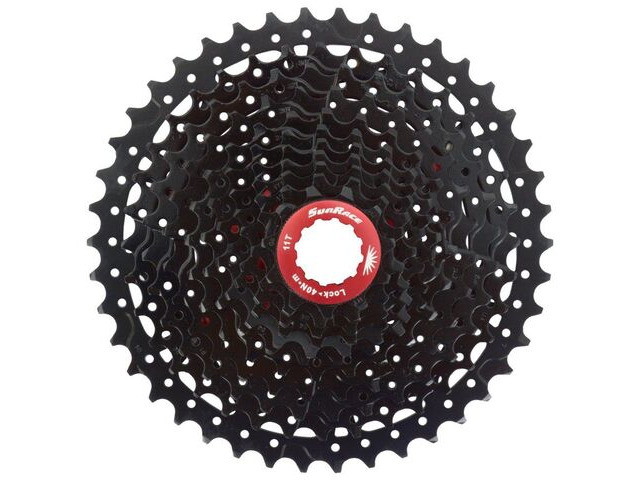 SUNRACE COMPONENTS MS8 11spd 11-46 cassette click to zoom image