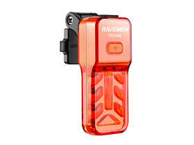 RAVEMEN LIGHTS TR30 USB Rechargeable Rear Light (30 Lumens)