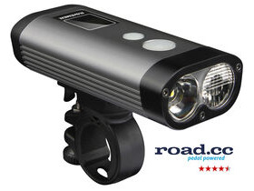RAVEMEN LIGHTS PR1200 USB Rechargeable Front Light
