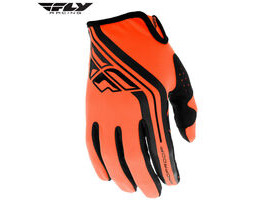 FLY RACING Windproof Lite Glove in Orange
