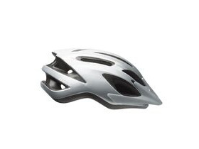 BELL CYCLE HELMETS Crest Universal Road Helmet 2018: Grey/Silver Unisize 54-61cm