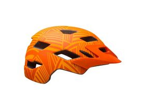 BELL CYCLE HELMETS Sidetrack Helmet Youth Orange
