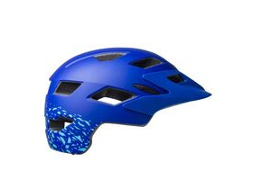 BELL CYCLE HELMETS Sidetrack Helmet Youth Blue