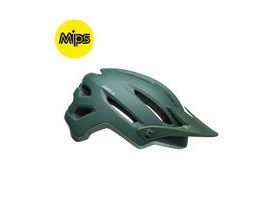 BELL CYCLE HELMETS 4forty Mips MTB Helmet 2019: Cliffhanger Matte/Gloss Greens