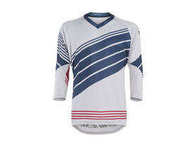 Dainese HG Jersey 2 Grey, Blue, Red