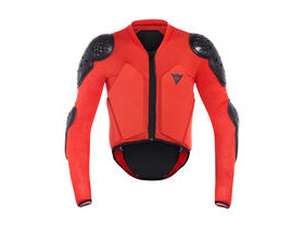 Dainese Scarabeo Juniour Safety Jacket Red & Black