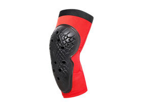 Dainese Scarabeo Juniour Elbow Guards Red & Black