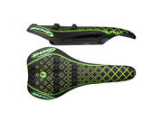 SDG COMPONENTS I-Fly Storm All Extreme I-Beam Saddle Black/Green