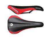 SDG COMPONENTS Bel Air Ti-Alloy Rail Saddle Black/Red