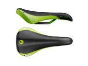 SDG COMPONENTS Bel Air Ti-Alloy Rail Saddle Black/Green