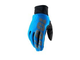 100% Hydromatic Brisker Glove 2018 Blue