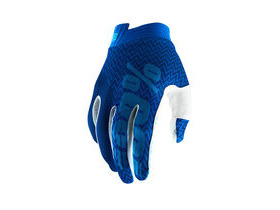 100% iTrack Youth Glove 2019 Blue / Navy
