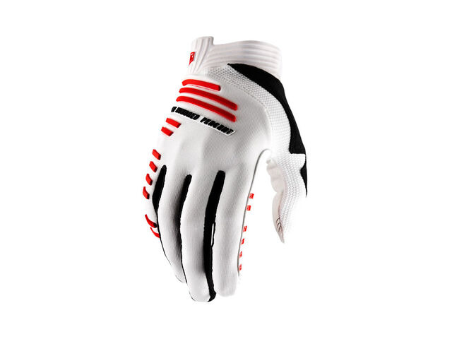 100% R-Core Glove White click to zoom image