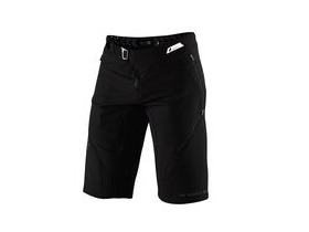 100% Airmatic Shorts Black