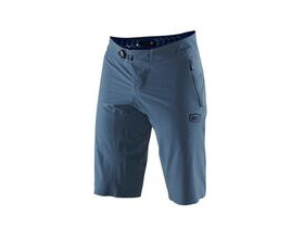 100% Celium Shorts Slate Blue