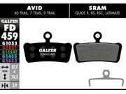 GALFER Avid Guide R Wet Weather Disc Brake Pads (red)