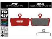 GALFER Avid Guide R Wet Weather Disc Brake Pads (red) FD459G1851